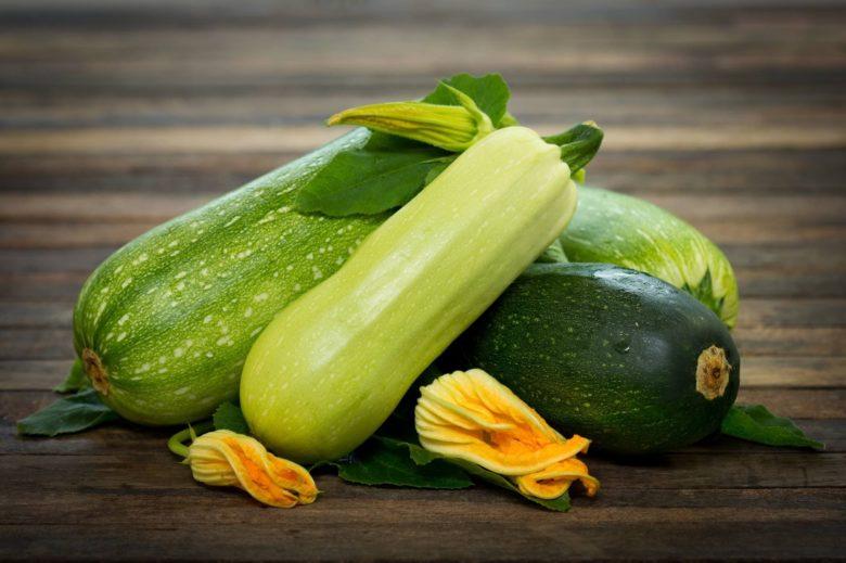 Кабачки: польза и вред для здоровья организма