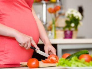 Кабачок очень полезен при беременности