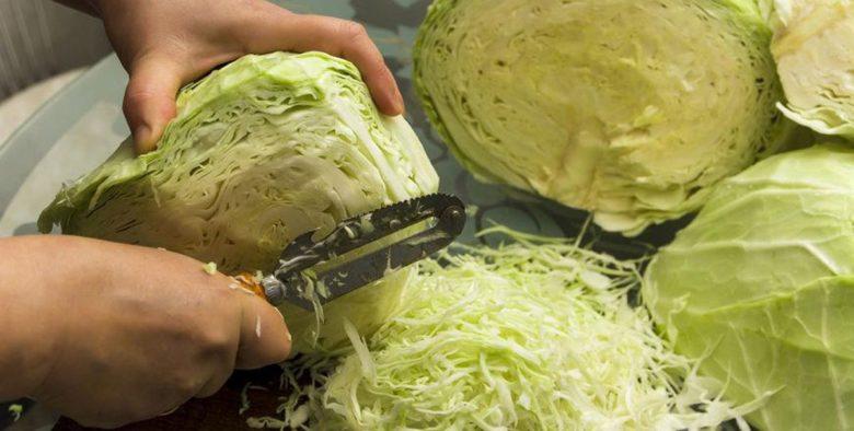 Как быстро настрогать капусту