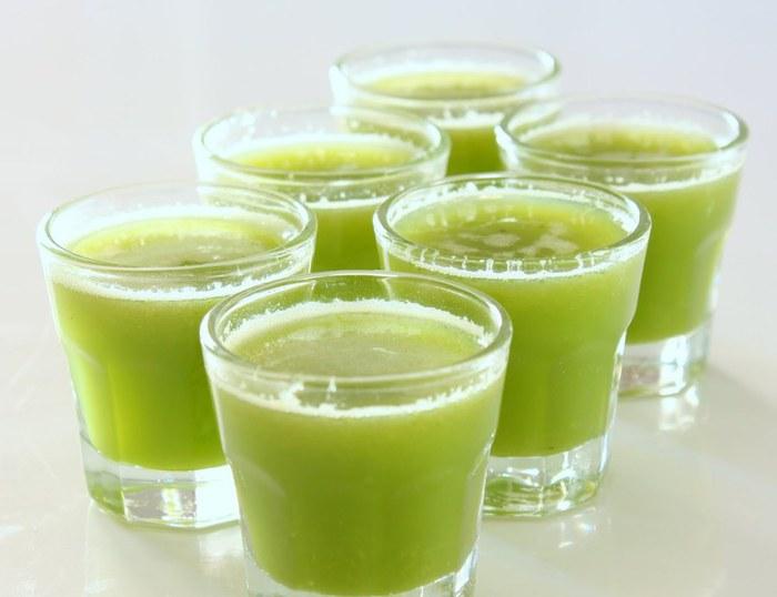 Капустный сок разгоняет метаболизм