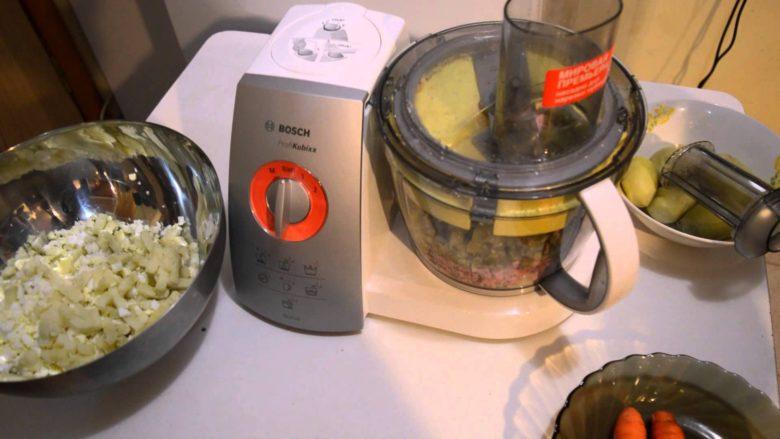 Кухонный комбайн — универсальный помощник на кухне