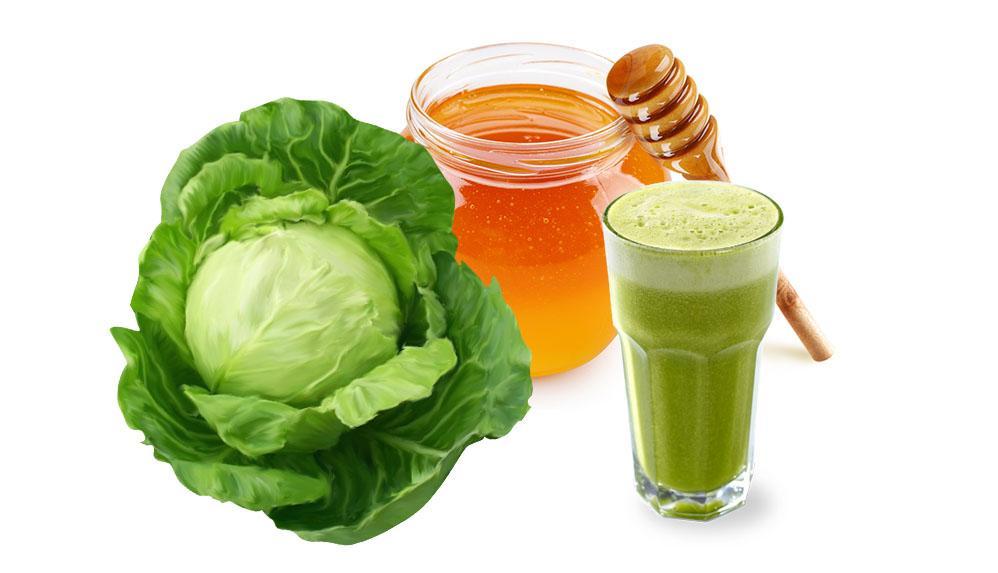Сок капусты используется наружно и внутрь