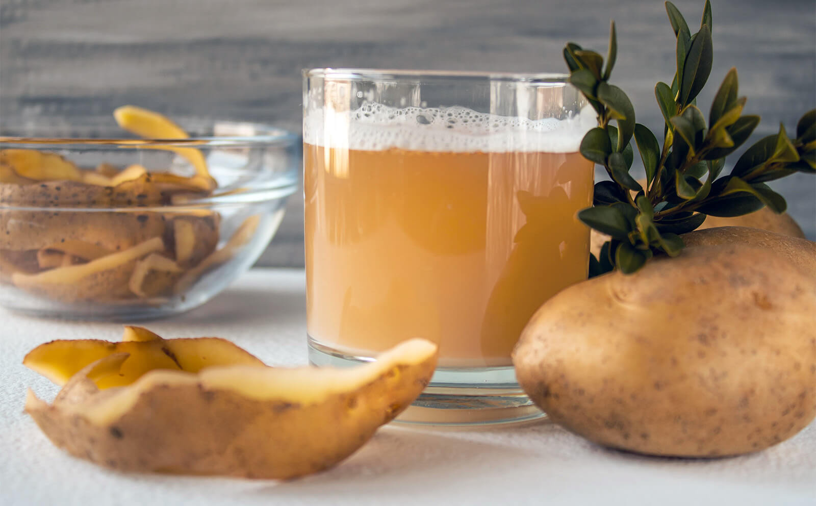 Чем полезен сок сырой картошки