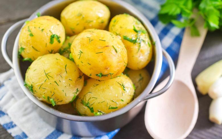 Блюдо из картофеля