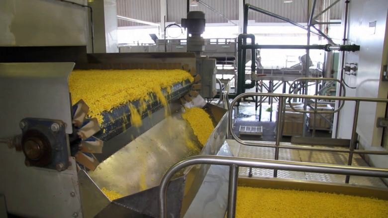 Промышленная переработка зерна
