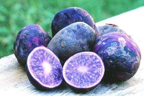 """Жители Южной Америки больше едят так называемый """"черный картофель"""""""