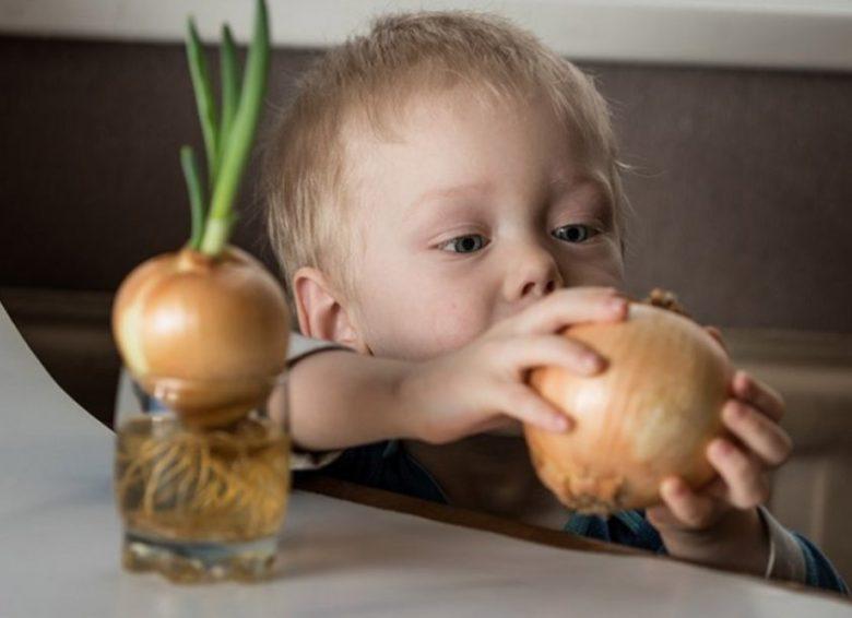 Детям свежий овощ можно давать с 3-х лет