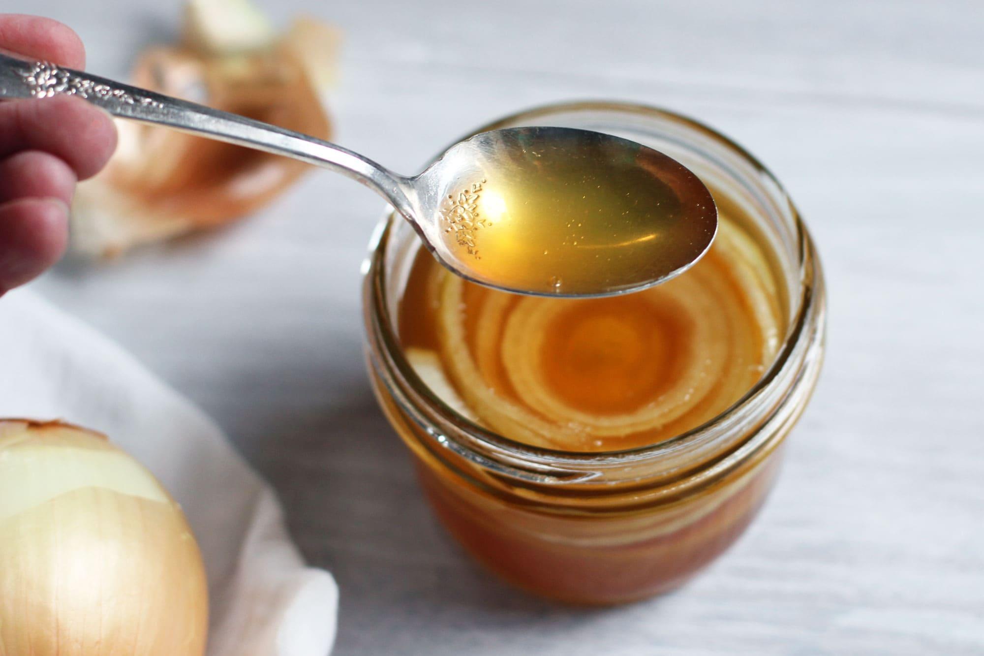 Как варить лук с сахаром от кашля рецепт