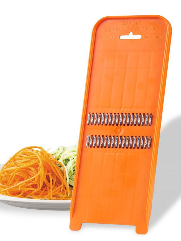 """Пластмассовая шинковка и """"правильно"""" нарезанная морковка"""