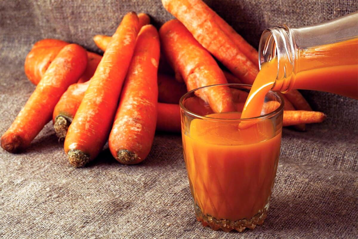 Как консервировать морковный сок в домашних условиях