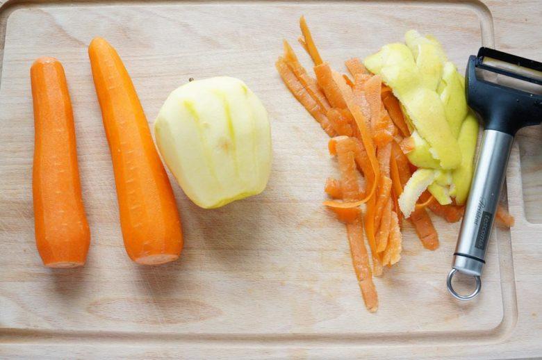 Морковку на ужин при похудении