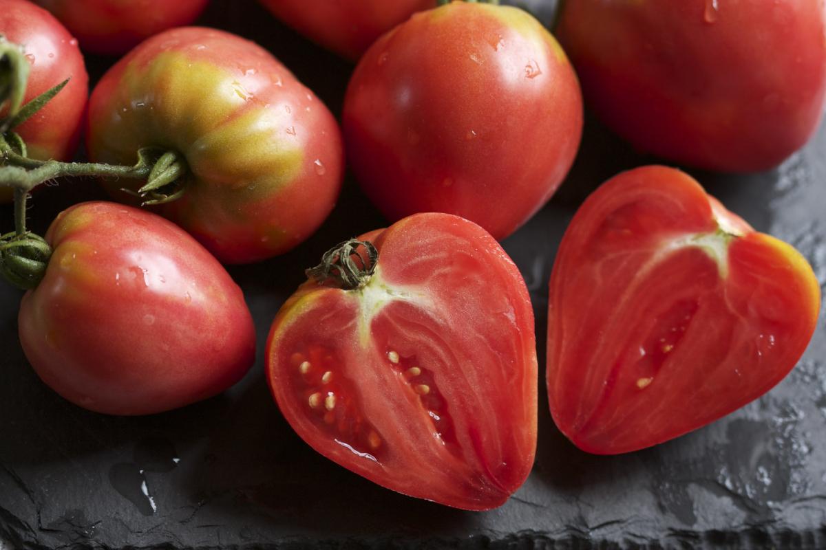томат бычье сердце картинки участки